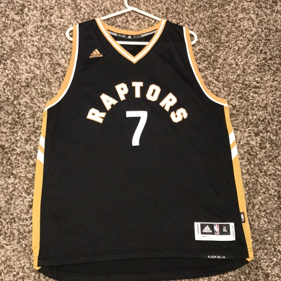 outlet store 3d955 4807a Size XL kyle lowry OVO jersey